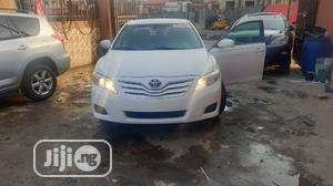 Toyota Camry 2010 White   Cars for sale in Lagos State, Ikeja