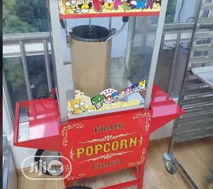 Brand New Popcorn Machine With Cart   Restaurant & Catering Equipment for sale in Abuja (FCT) State, Wuse