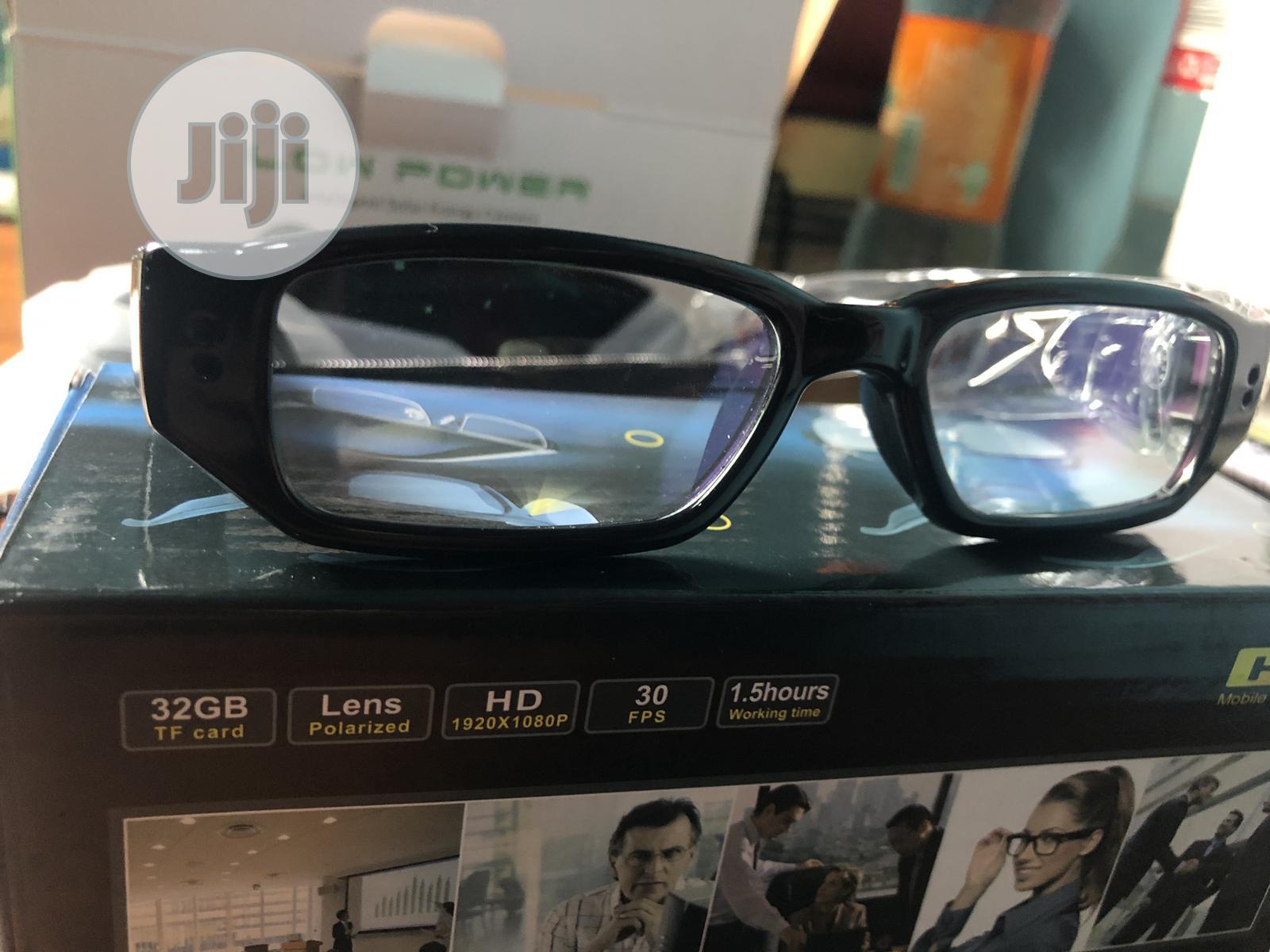 Spy Glasses With 32gb Storage | Security & Surveillance for sale in Ibadan, Oyo State, Nigeria