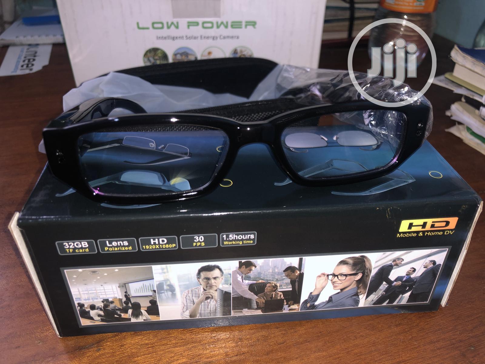 Spy Glasses With 32gb Storage