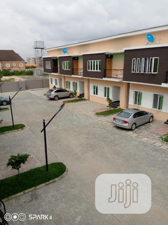 Three-Bedroom Terraced Duplex Bq