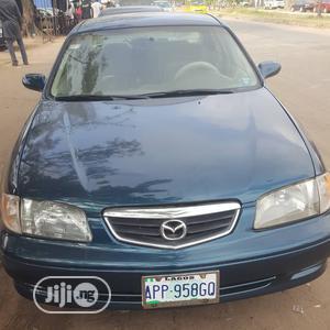 Mazda 626 2002 Green | Cars for sale in Lagos State, Amuwo-Odofin
