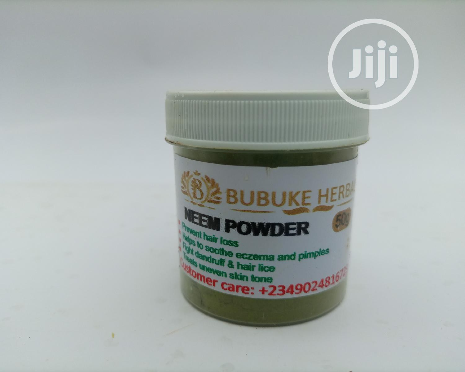 Neem Powder Grade A(50g)