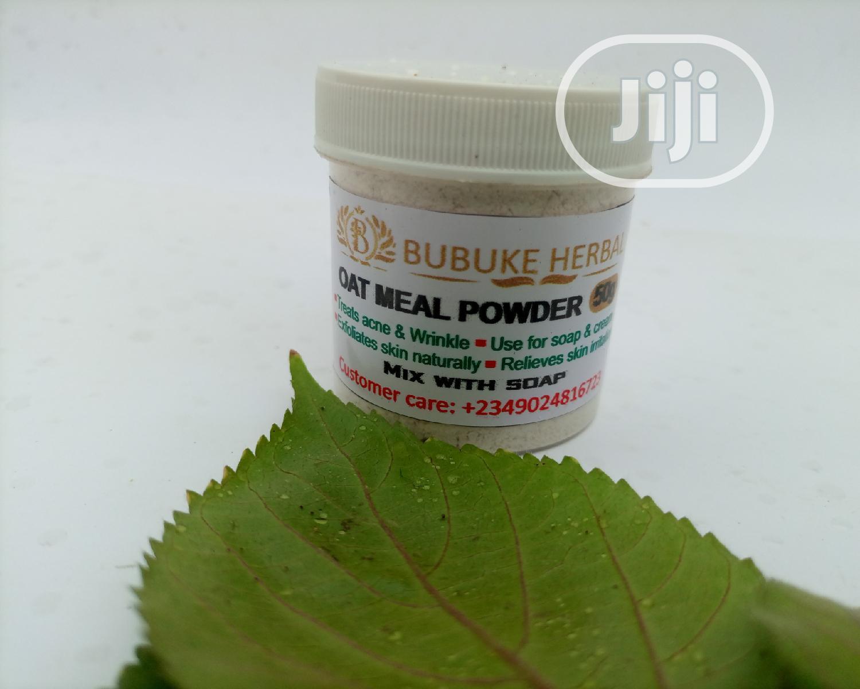 Oatmeal Powder(50g)