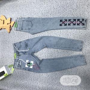 Off White Jeans   Clothing for sale in Lagos State, Lagos Island (Eko)