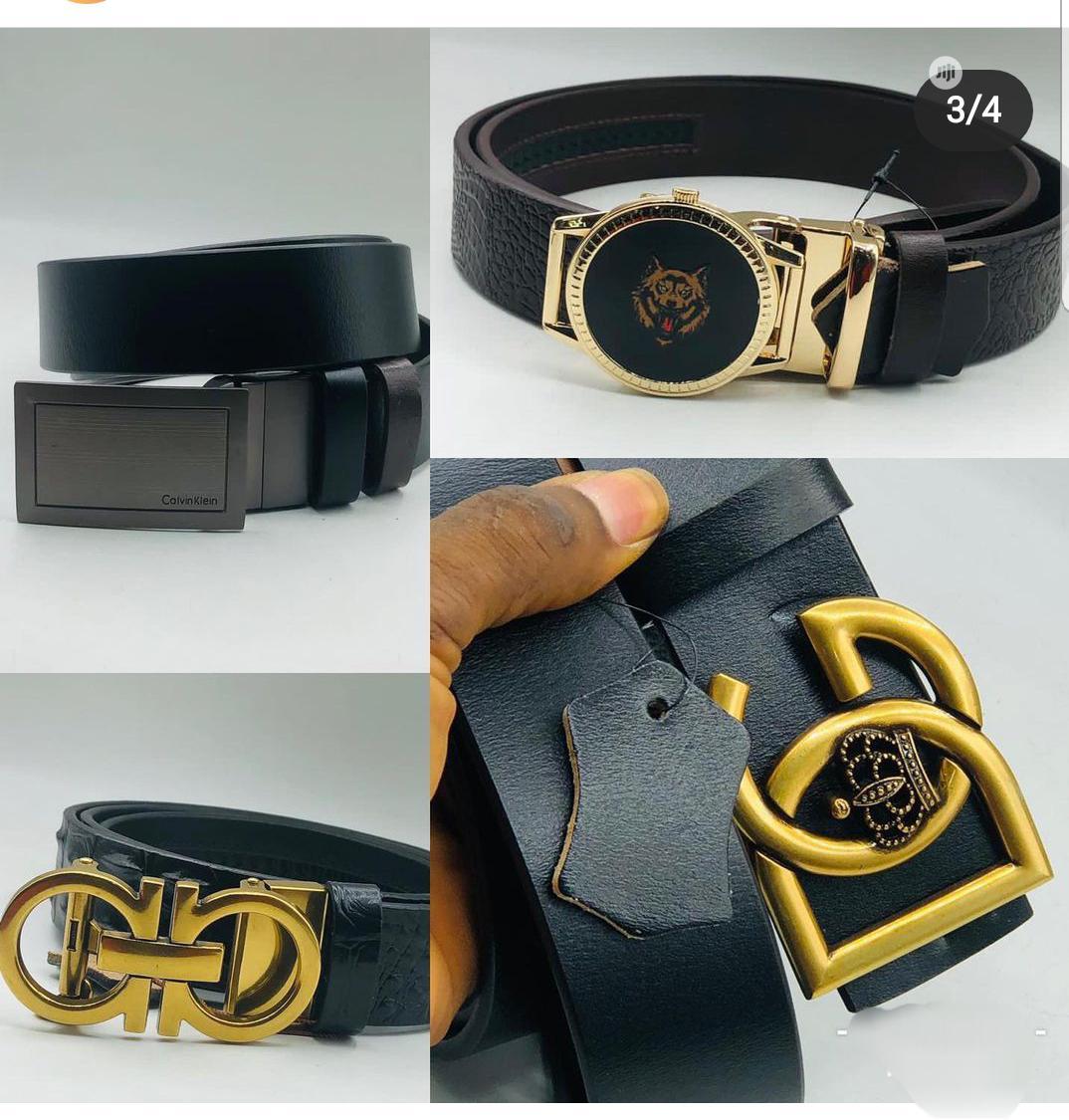 Designer Fashion Men Belt