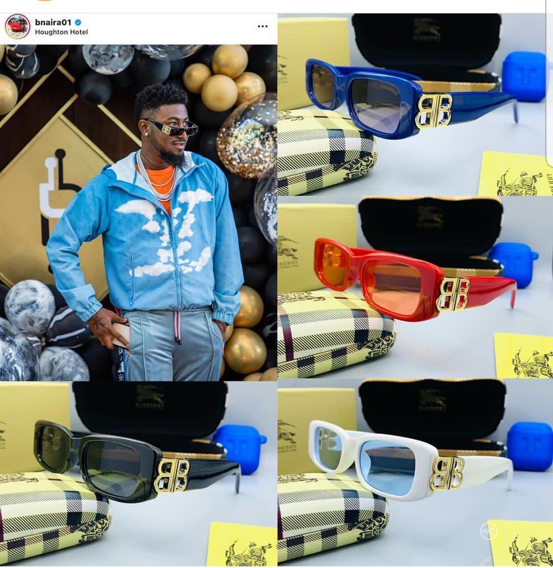 Balenciaga Unisex Sunglass | Clothing Accessories for sale in Alimosho, Lagos State, Nigeria