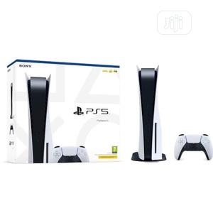 Sony Playstation 5 Standard Edition-ps5 White | Video Game Consoles for sale in Lagos State, Ojo