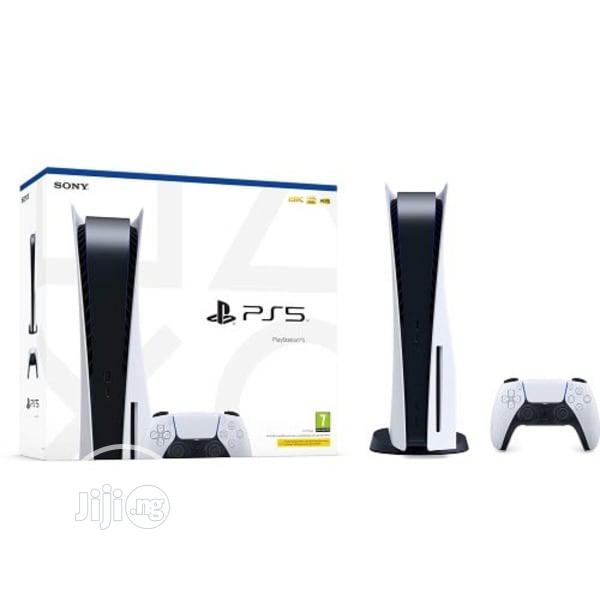 Sony Playstation 5 Standard Edition-ps5 White