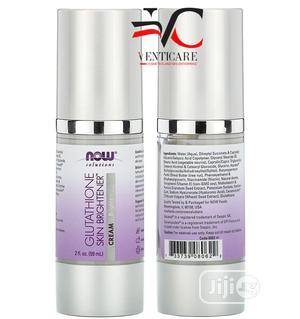 Now Foods Solutions Glutathione Skin Brightener 2 Fl Oz 59ml | Skin Care for sale in Lagos State, Ojo