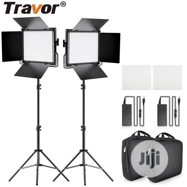 Travor Video Light Bia-color