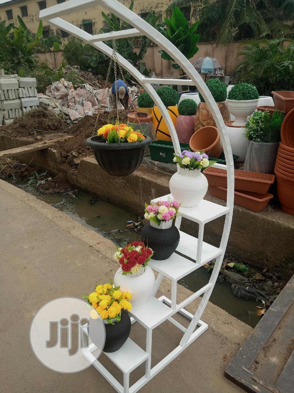 Flower And Flower Vase   Garden for sale in Victoria Island, Lagos State, Nigeria