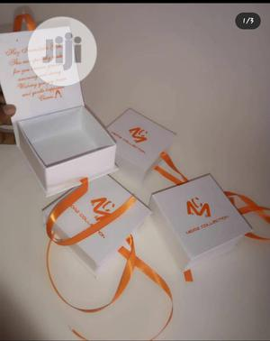 Branded Paper Box For Items | Arts & Crafts for sale in Lagos State, Surulere