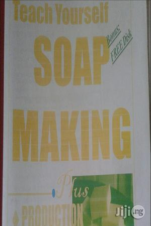 Detergent Manual For Soap Making   Books & Games for sale in Rivers State, Port-Harcourt
