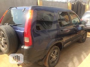 Honda CR-V 2005 200i I-Vtec 4x4 Blue | Cars for sale in Lagos State, Alimosho