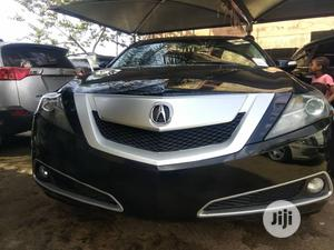 Acura ZDX 2010 Base AWD Black | Cars for sale in Lagos State, Amuwo-Odofin