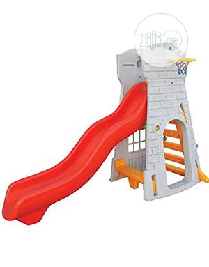 Castle Slide With Basket Po | Toys for sale in Abuja (FCT) State, Gwarinpa