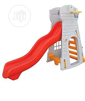 Castle Slide With Basket Ball Pot | Toys for sale in Lagos State, Surulere