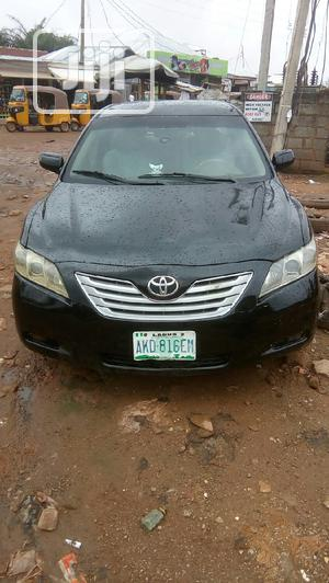 Toyota Camry 2008 2.4 XLE Black | Cars for sale in Abuja (FCT) State, Jabi