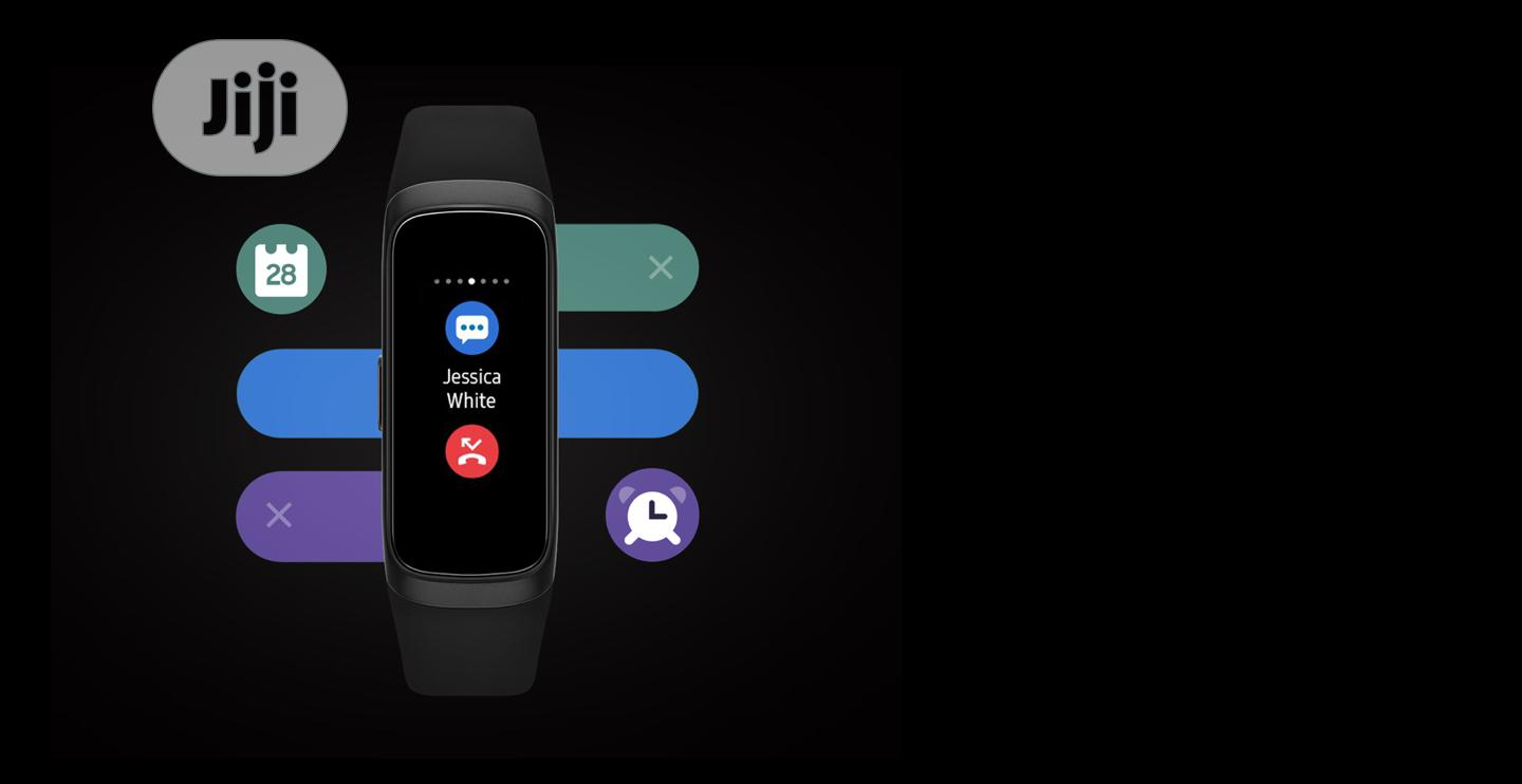 Samsung GALAXY Fit | Smart Watches & Trackers for sale in Ikorodu, Lagos State, Nigeria