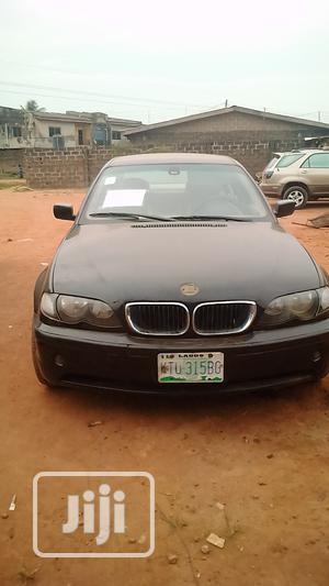 BMW 318i 2000 Black | Cars for sale in Ogun State, Ado-Odo/Ota
