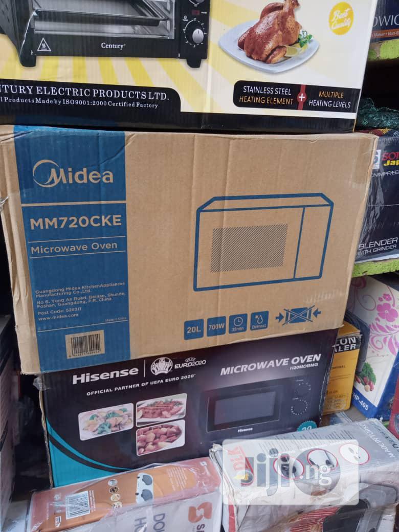 Archive: Midea Microwave