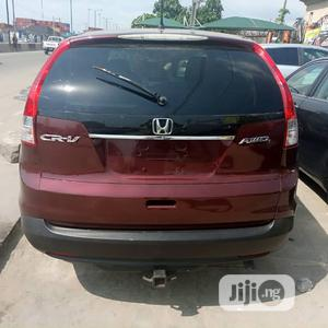 Honda CR-V 2014 Red | Cars for sale in Rivers State, Port-Harcourt