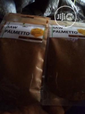 Saw. Palmetto Powder .   Vitamins & Supplements for sale in Rivers State, Port-Harcourt