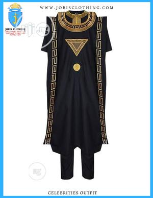 Men Versace African Agbada Ankara Outfit   Clothing for sale in Lagos State, Lagos Island (Eko)