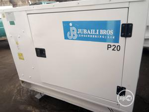 Fairly Used Old 20KVA JUBAILI BROS Soundproof Gen BEST GRADE | Electrical Equipment for sale in Rivers State, Port-Harcourt