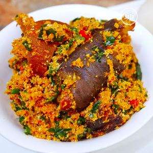 Egusi Soup + Chicken, Egusi Soup+ Meat (4litrers) | Meals & Drinks for sale in Abuja (FCT) State, Central Business Dis