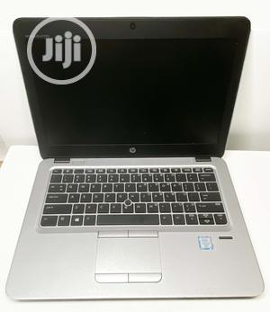 Laptop HP EliteBook 820 G3 8GB Intel Core i5 HDD 500GB   Laptops & Computers for sale in Lagos State, Ikeja