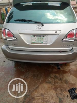 Lexus RX 2000 Silver | Cars for sale in Lagos State, Alimosho