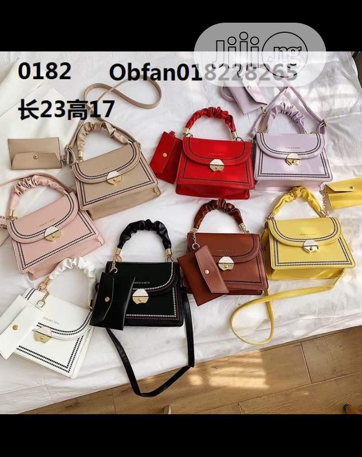 Trendy Quality Ladies Handbag | Bags for sale in Okada, Edo State, Nigeria
