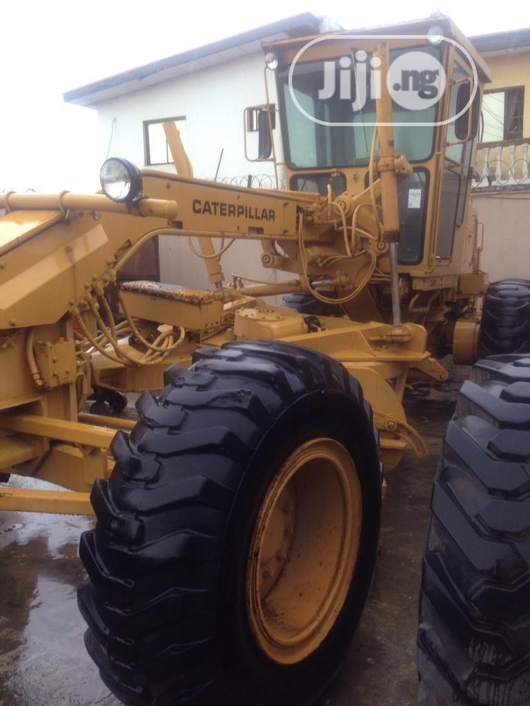 140G Direct Belgium Cat Grader | Heavy Equipment for sale in Kubwa, Abuja (FCT) State, Nigeria