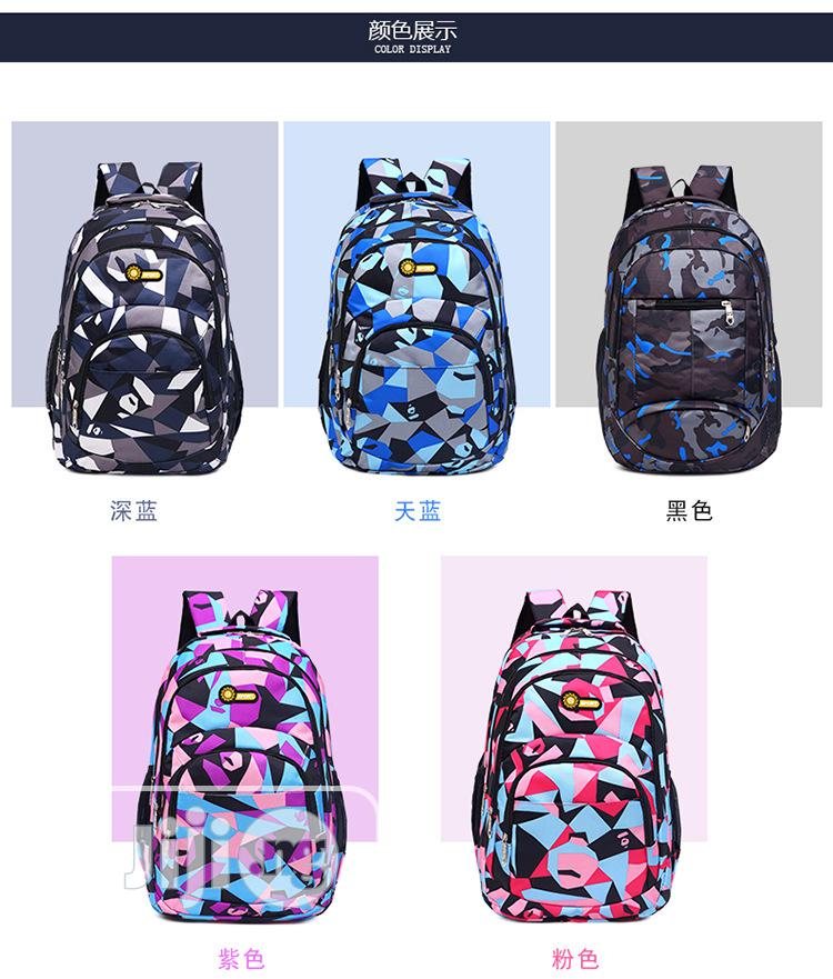 Teenagers Secondary School High Quality Backpack Bag- Large