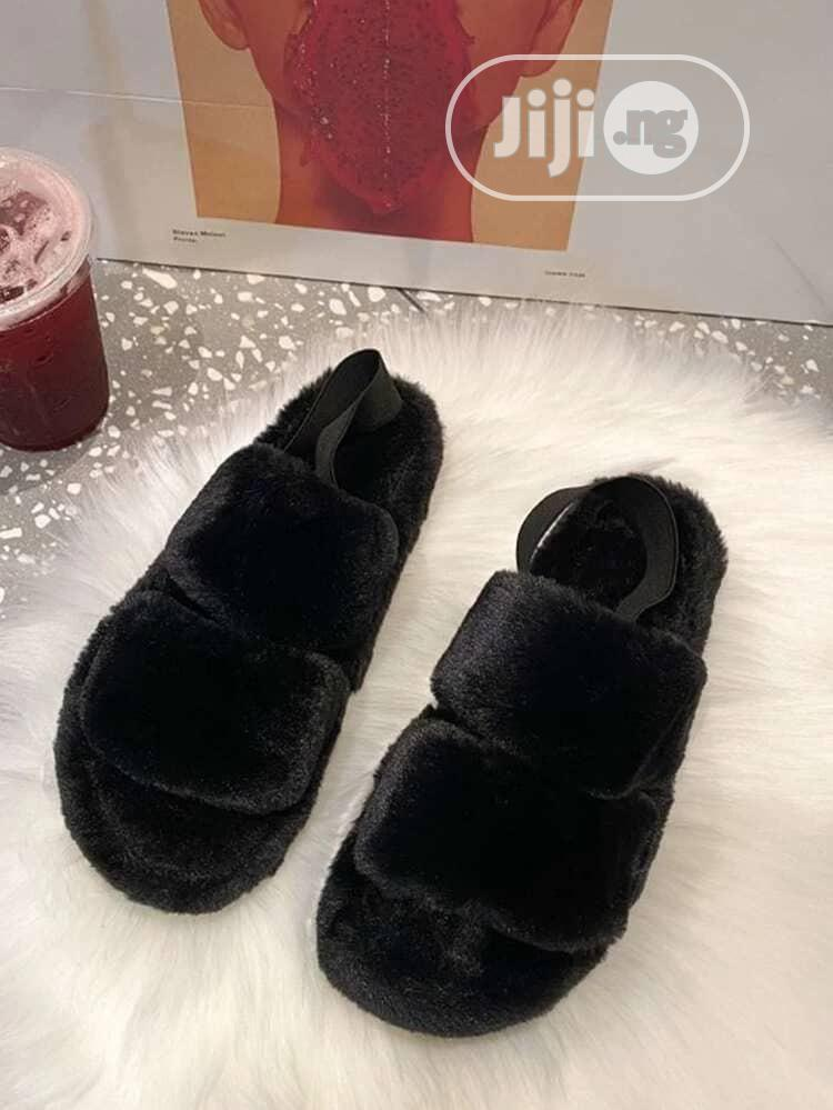 Archive: Hairy Women Slippers