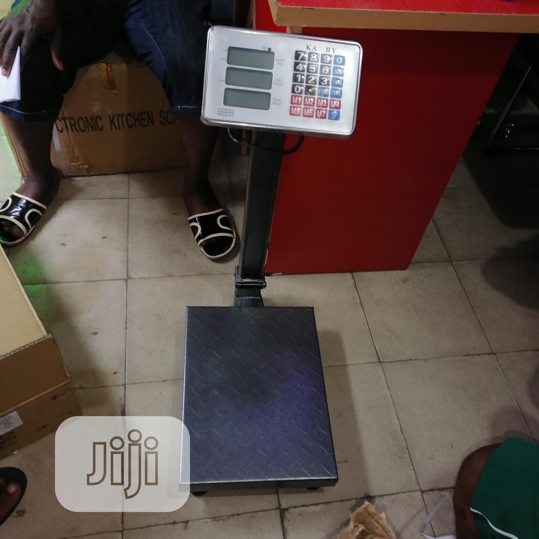 100kg Digital Scale Kamry