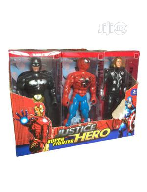 12 Pcs Super Hero Action Figure | Toys for sale in Lagos State, Apapa