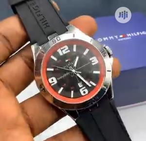 High Quality Tommy Hilfiger Rubber Watch   Watches for sale in Lagos State, Magodo