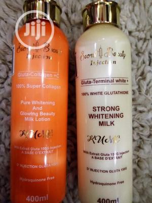 Secret Beauty Injection Gluta Collagen/Terminal White Lotion   Skin Care for sale in Lagos State, Amuwo-Odofin