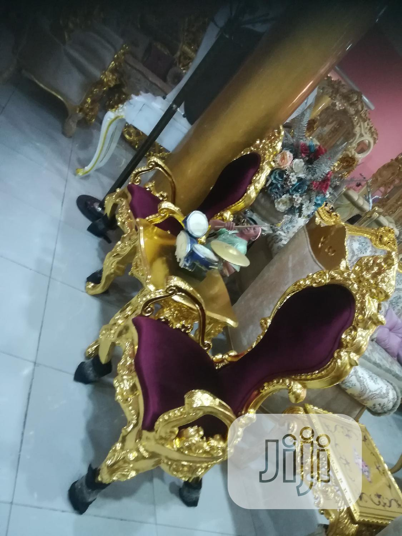 Archive: Italian Royal Couple Chair