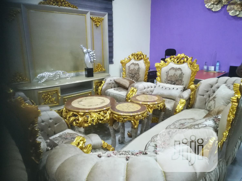 Archive: Italian Royal Sofa
