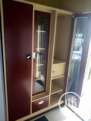 Meter Wordrop 2 Doors With Mirror Glass | Furniture for sale in Lagos State, Badagry