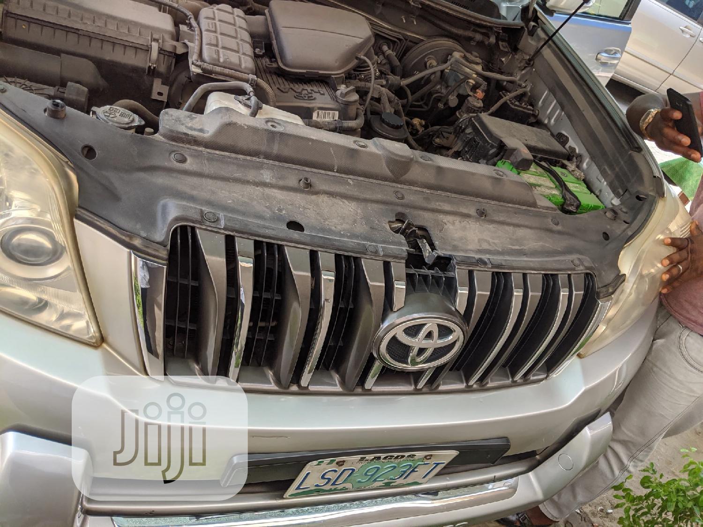 Archive: Toyota Land Cruiser Prado 2010 GXL Silver
