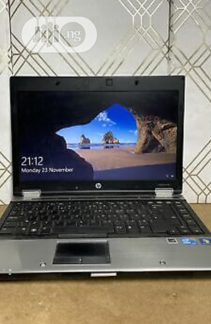Laptop HP Compaq 8440p 4GB Intel Core I5 SSHD (Hybrid) 256GB