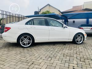 Mercedes-Benz C300 2014 White | Cars for sale in Lagos State, Ikeja