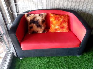 Double Seater Plain Sofa   Furniture for sale in Lagos State, Gbagada