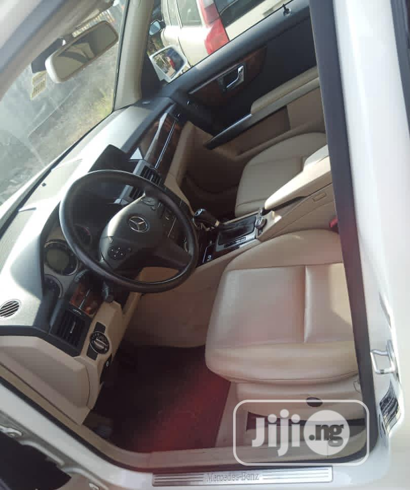 Archive: Mercedes-Benz GLK-Class 2010 White