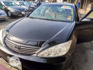 Toyota Camry 2005 Black | Cars for sale in Lagos State, Amuwo-Odofin
